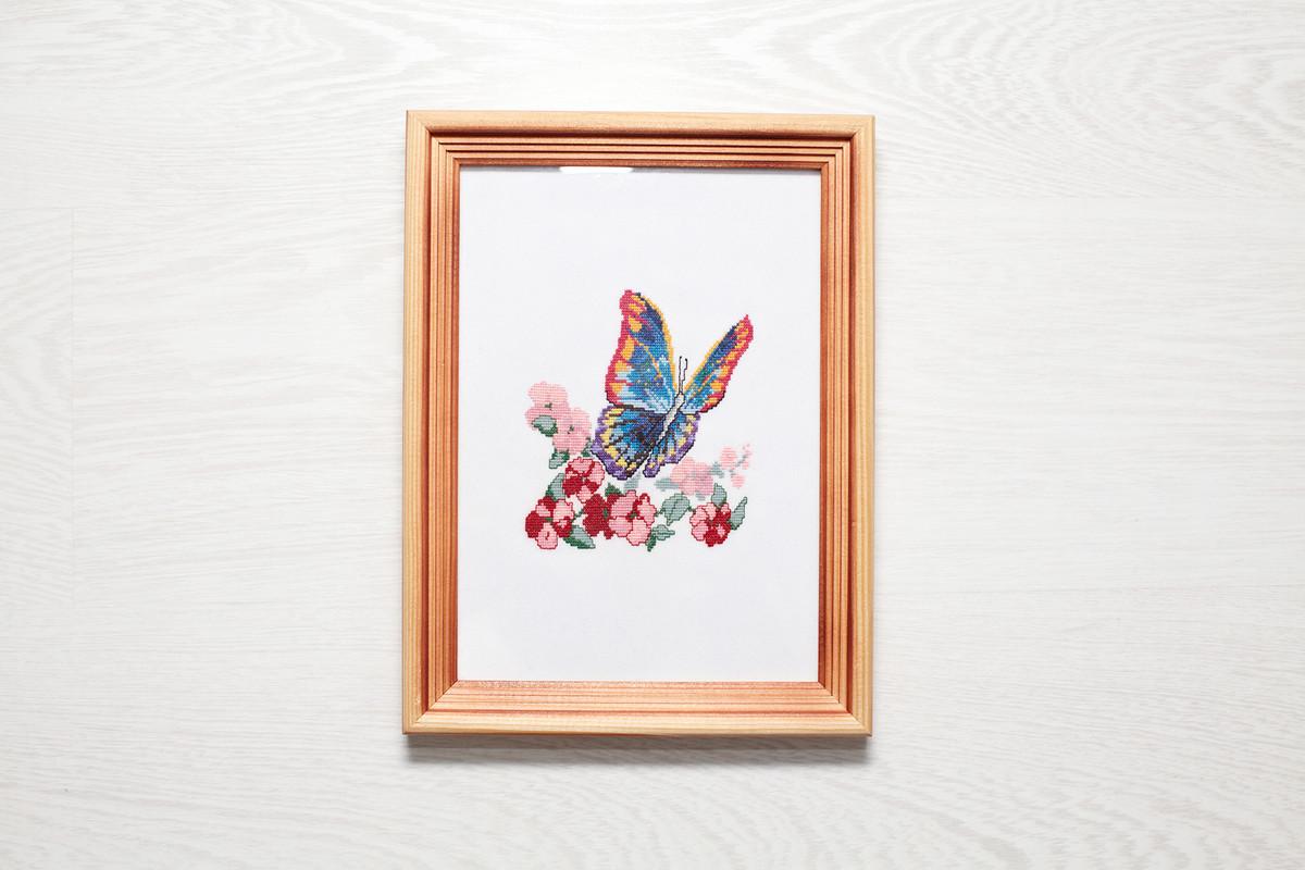 Бабочка от Лейкоцит