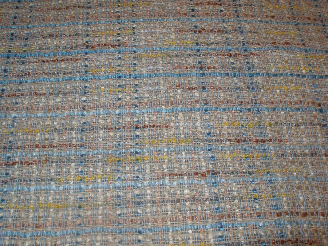 Августовская туника или вторая попытка освоения ткани