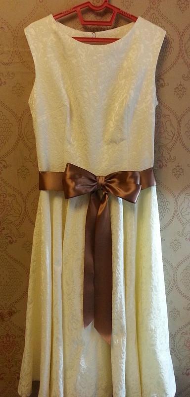 Мое свадебное платье