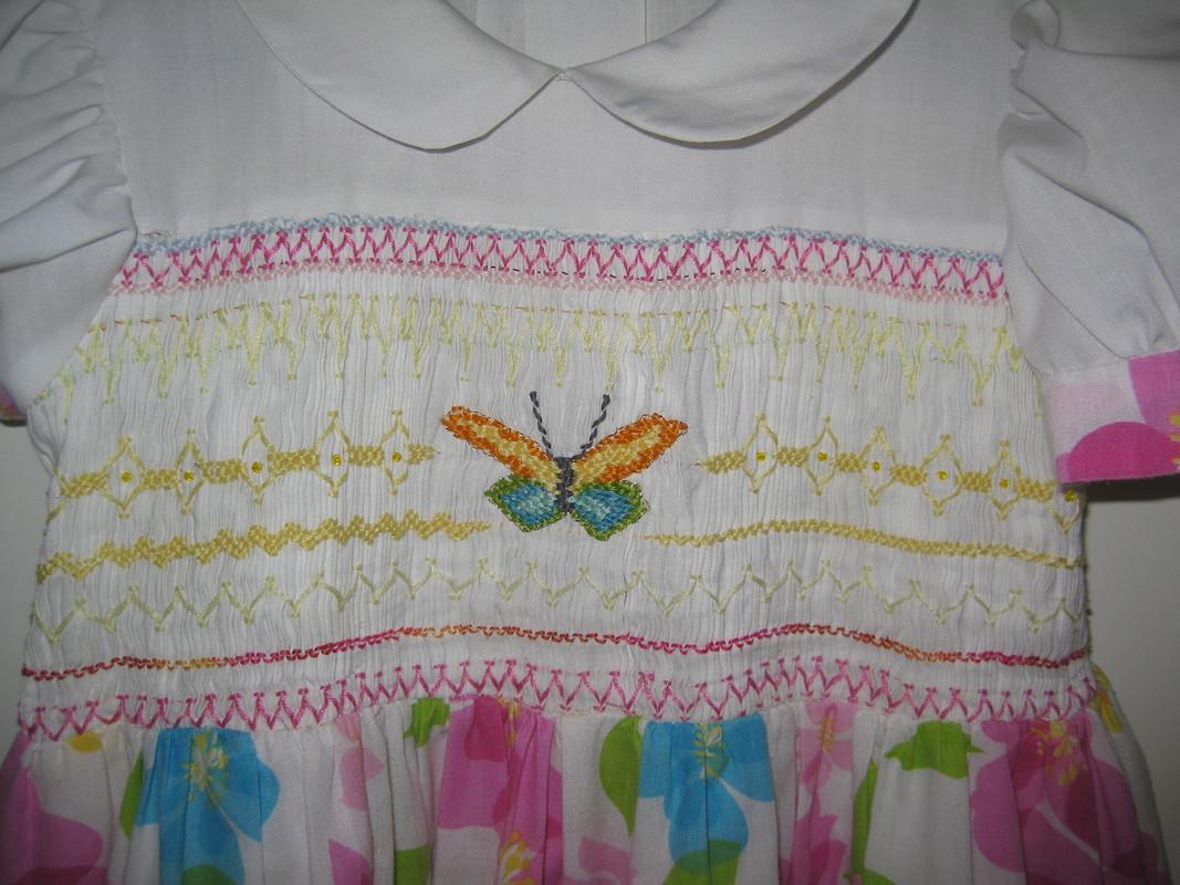 платье длядевочки сбуфами