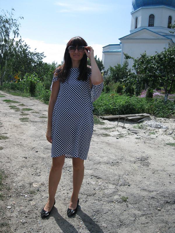 платье- бабочка
