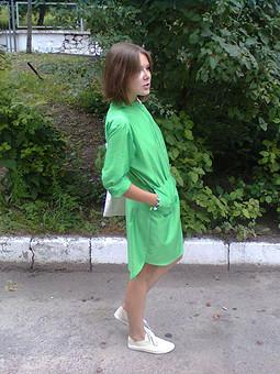 Работа с названием Платье 6/2014 122
