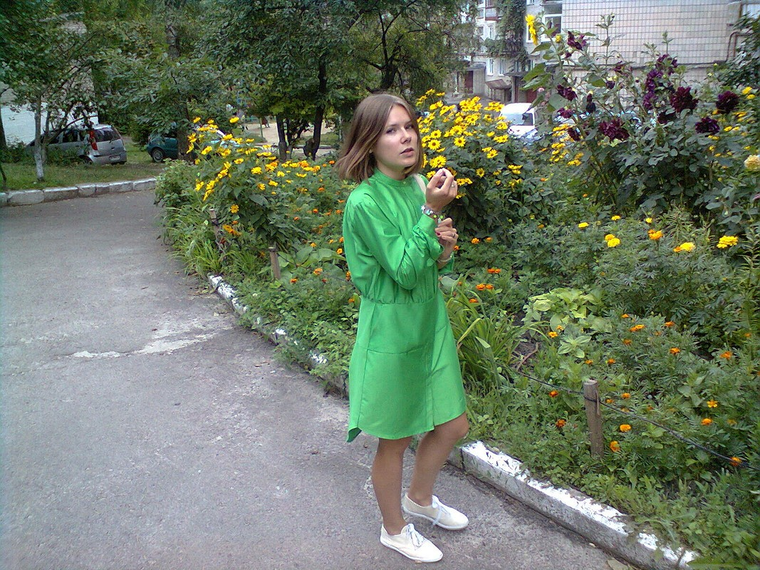 Платье 6/2014 122 от yusjanja