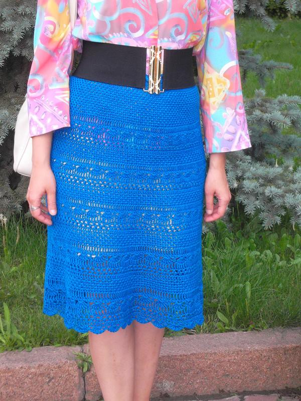 Вязано-юбочное безумие:)