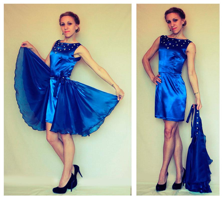 Платье «Волна»