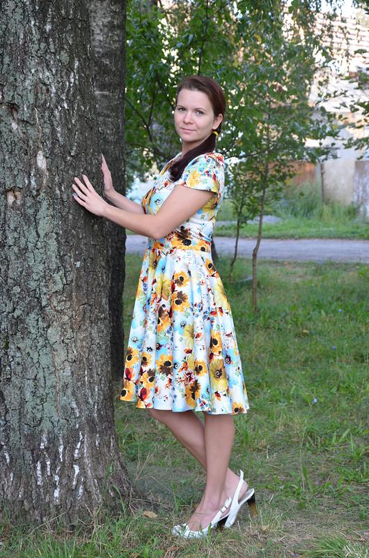 Барышня-селянка)))