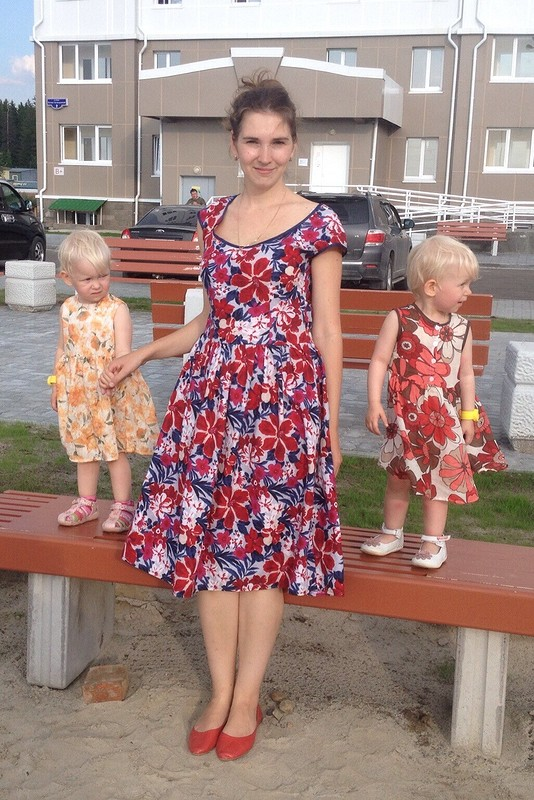 Три девицы от AlonaNotAlone