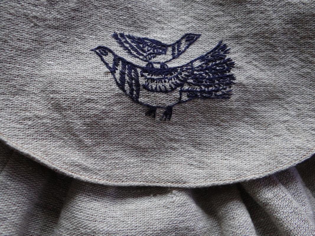 Семья птичек