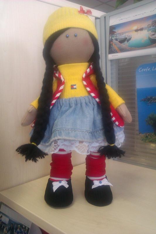 Куколка безымянная