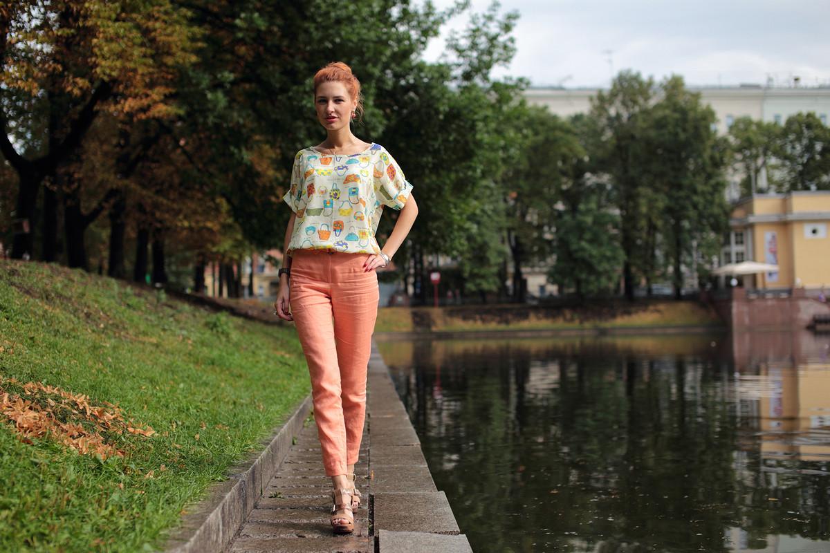 Брюки от Вера Волхонская