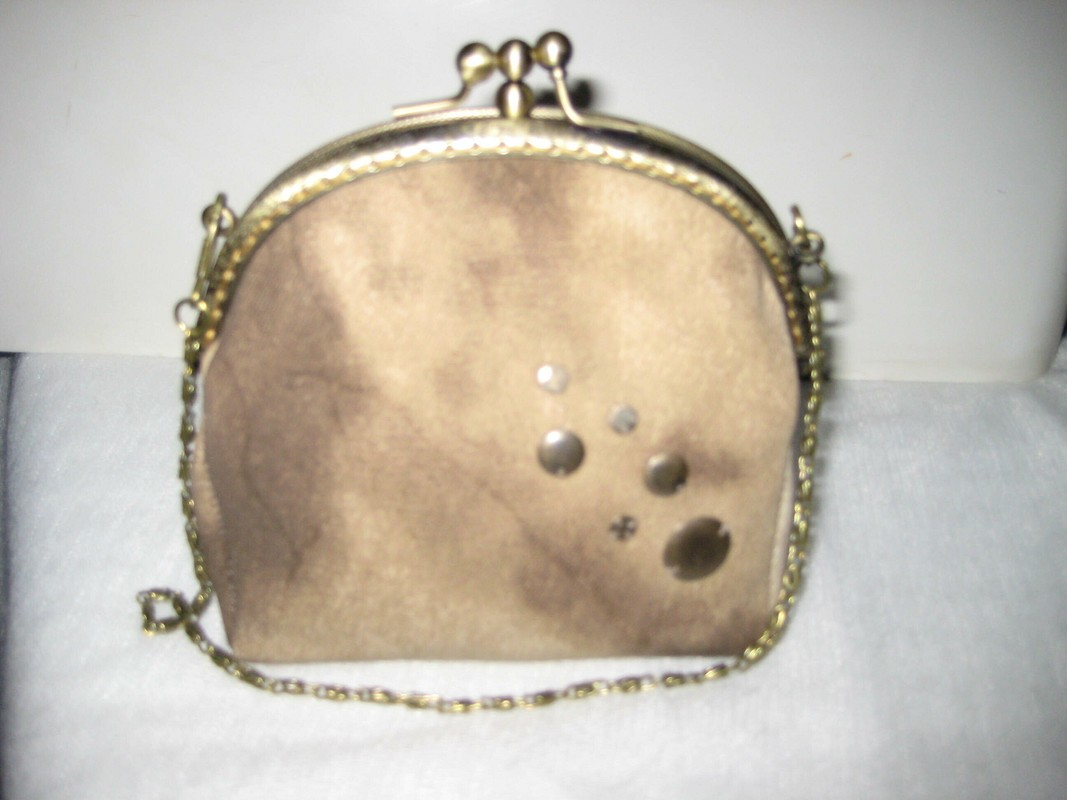 сумочка от amonatalia