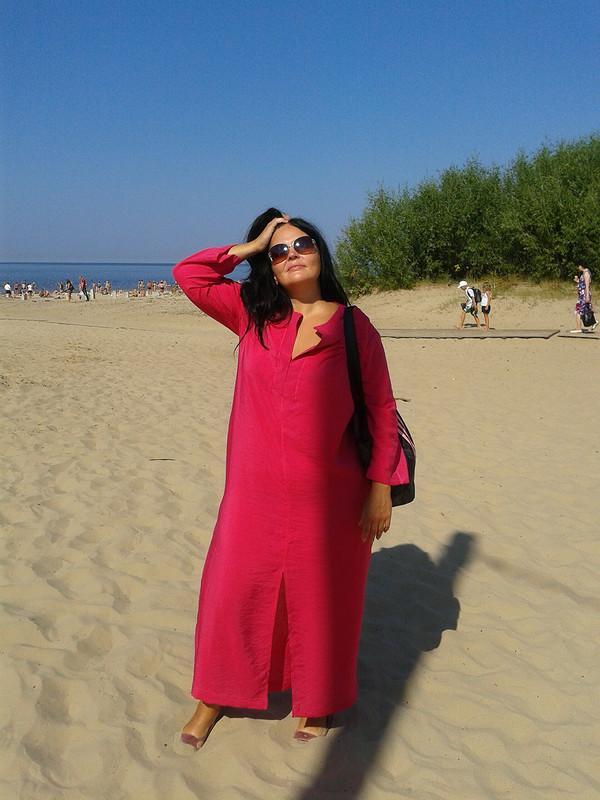 Август наБелом море