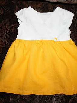 Работа с названием Платье на день Рождения!