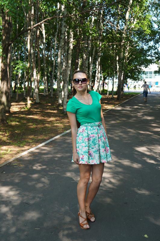 Обойная юбка