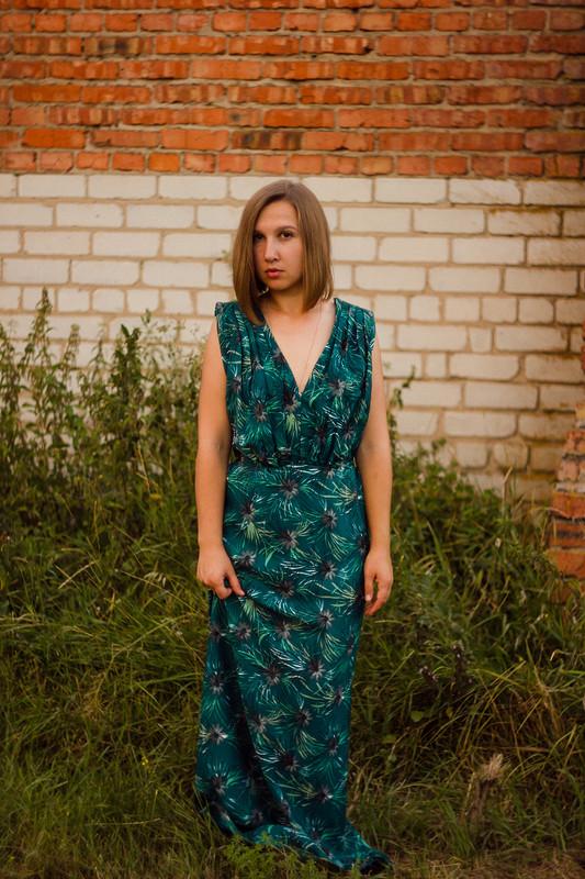Платье ))