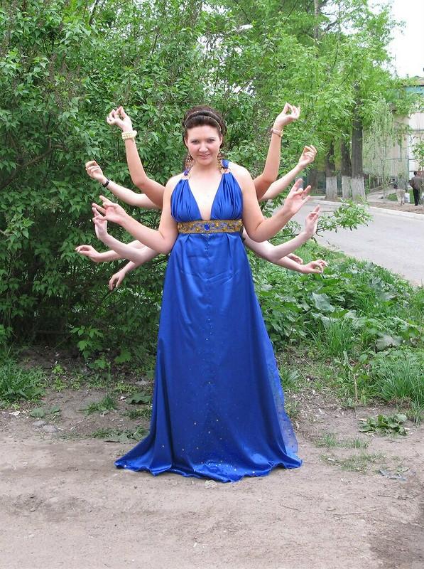 Моё греческое платье