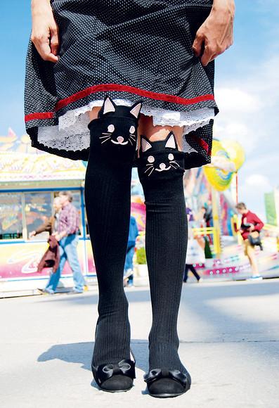 Носочки дляОктоберфеста