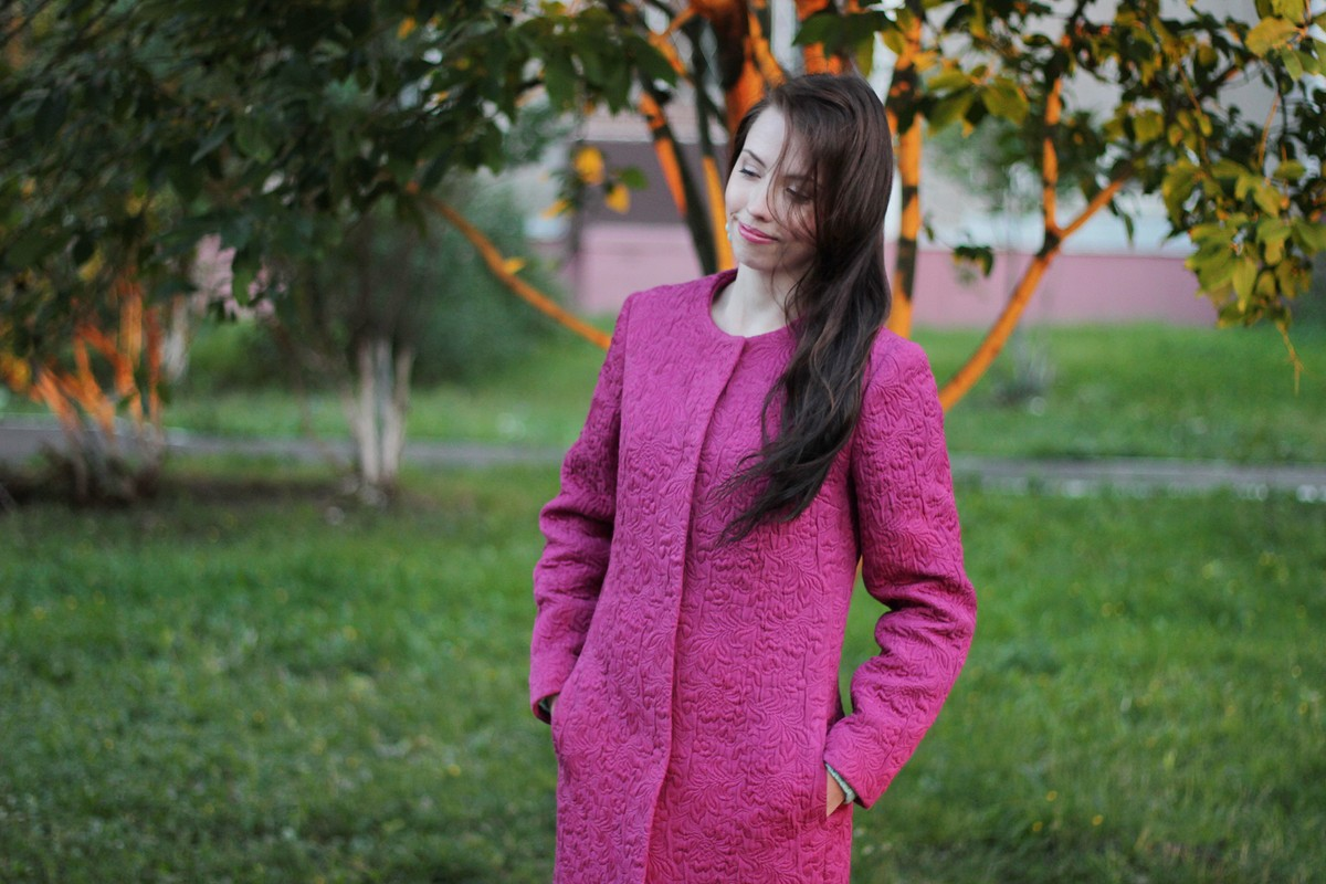 По-летнему розовая осень