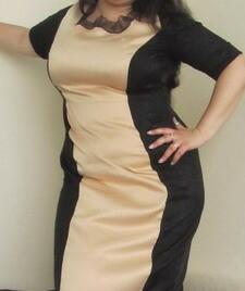 Платье ксеминару завечер