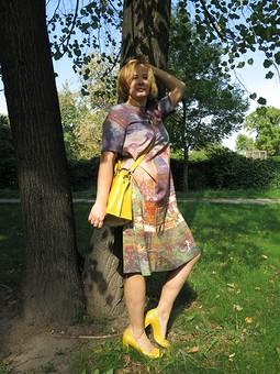 Работа с названием Платье простое-препростое-2