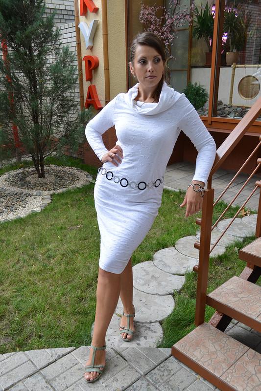 Моё белое чудо!)