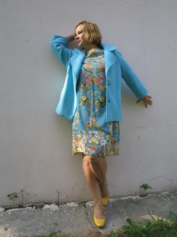 Платье простое-препростое