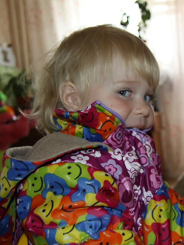 и напоследок курточка