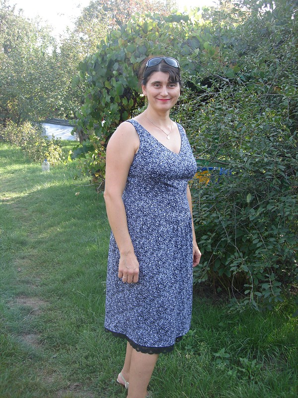 Платье-перевертыш
