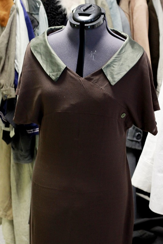 1940-е. Второе платье