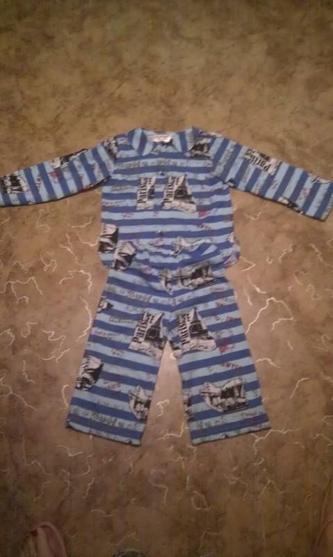 пижама сыну