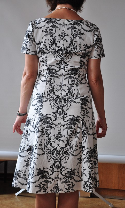 Платье - березка от kukolka