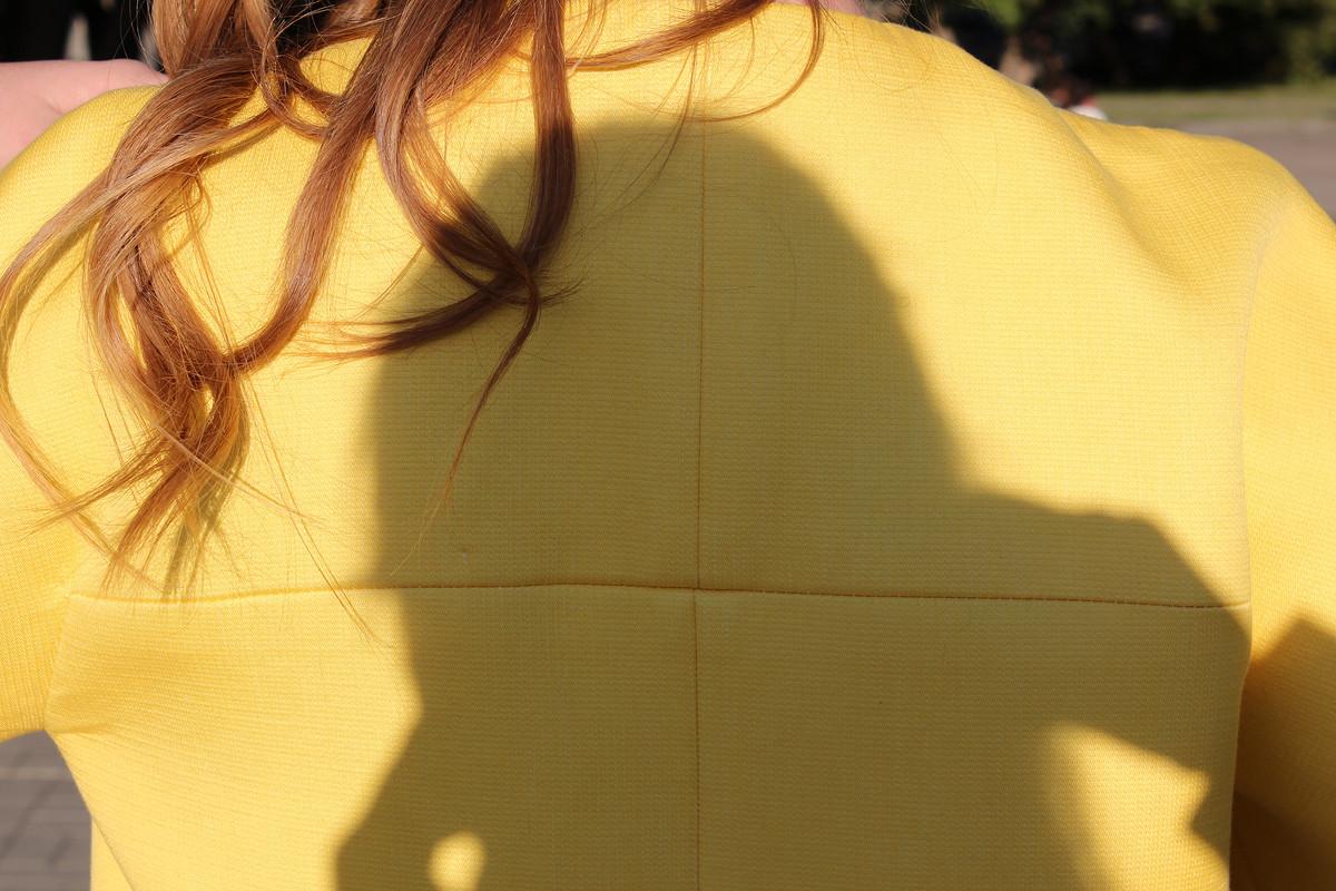 Осенний тренч