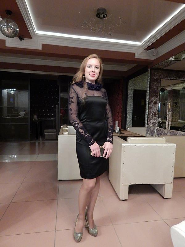 Маленькое черное платье - святая классика!