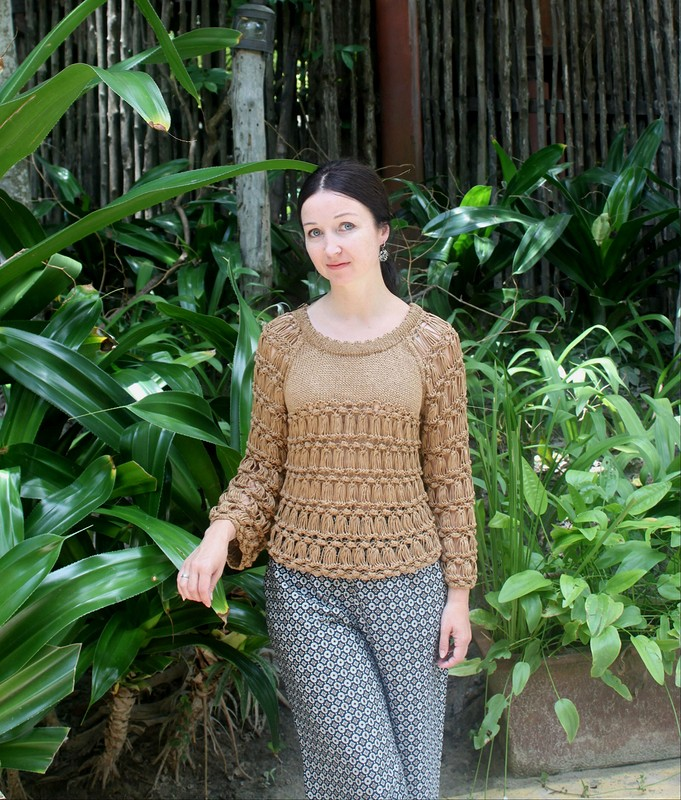 Пуловер изВерены