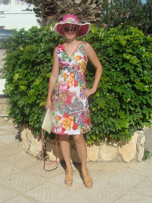 Невесомое платье