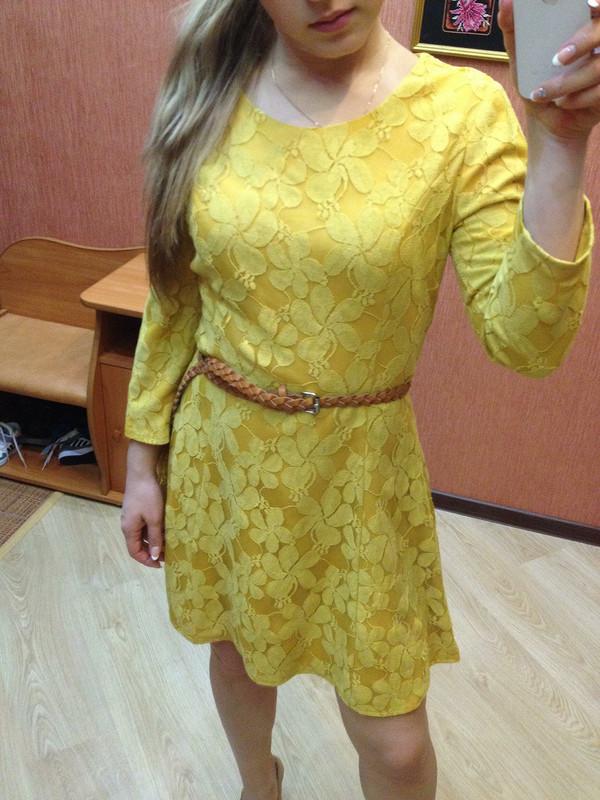 Очередное платье