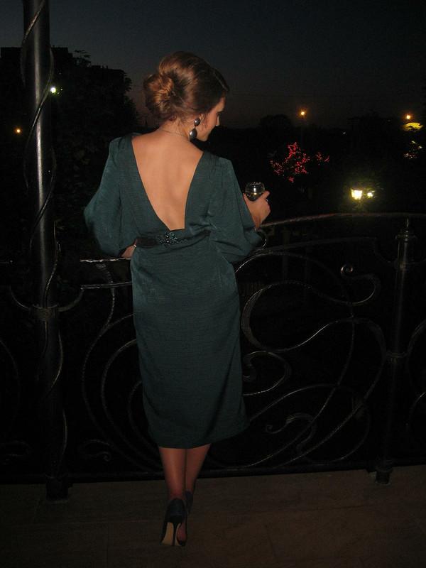 моё выпускное платье