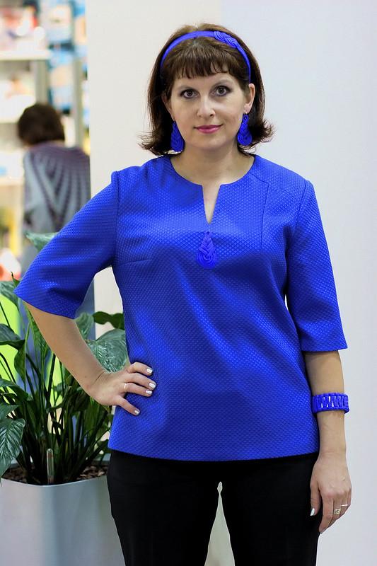 В ультра-синем пикЕ