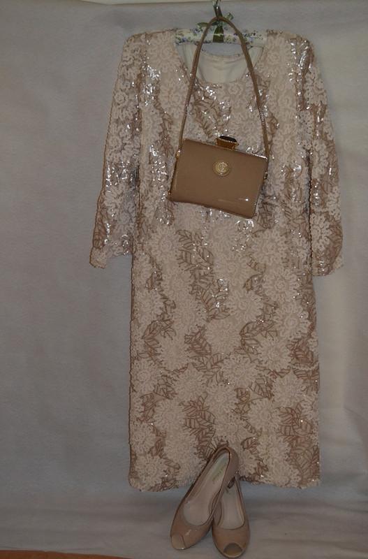 Платье мамы жениха