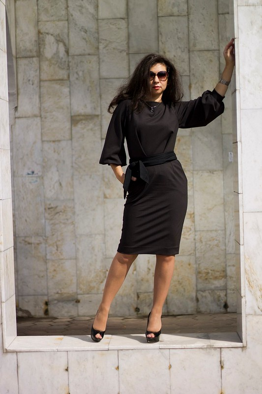 Платье.. изконтактов.. :) от Serjossv