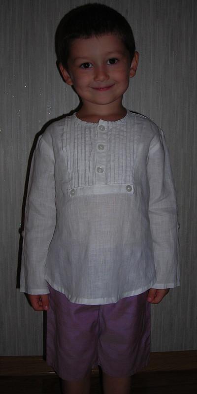 Баварский мальчуган