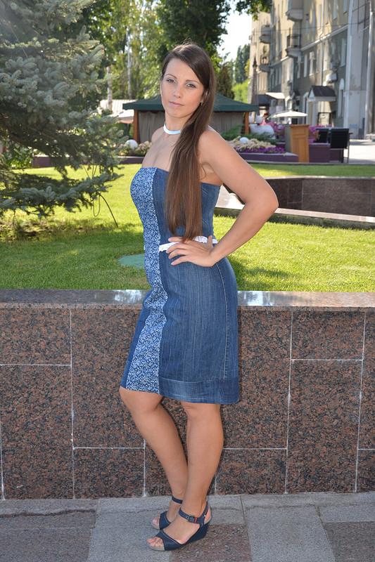 Джинсовое наваждение!)))