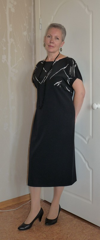 Черно-белое ретро