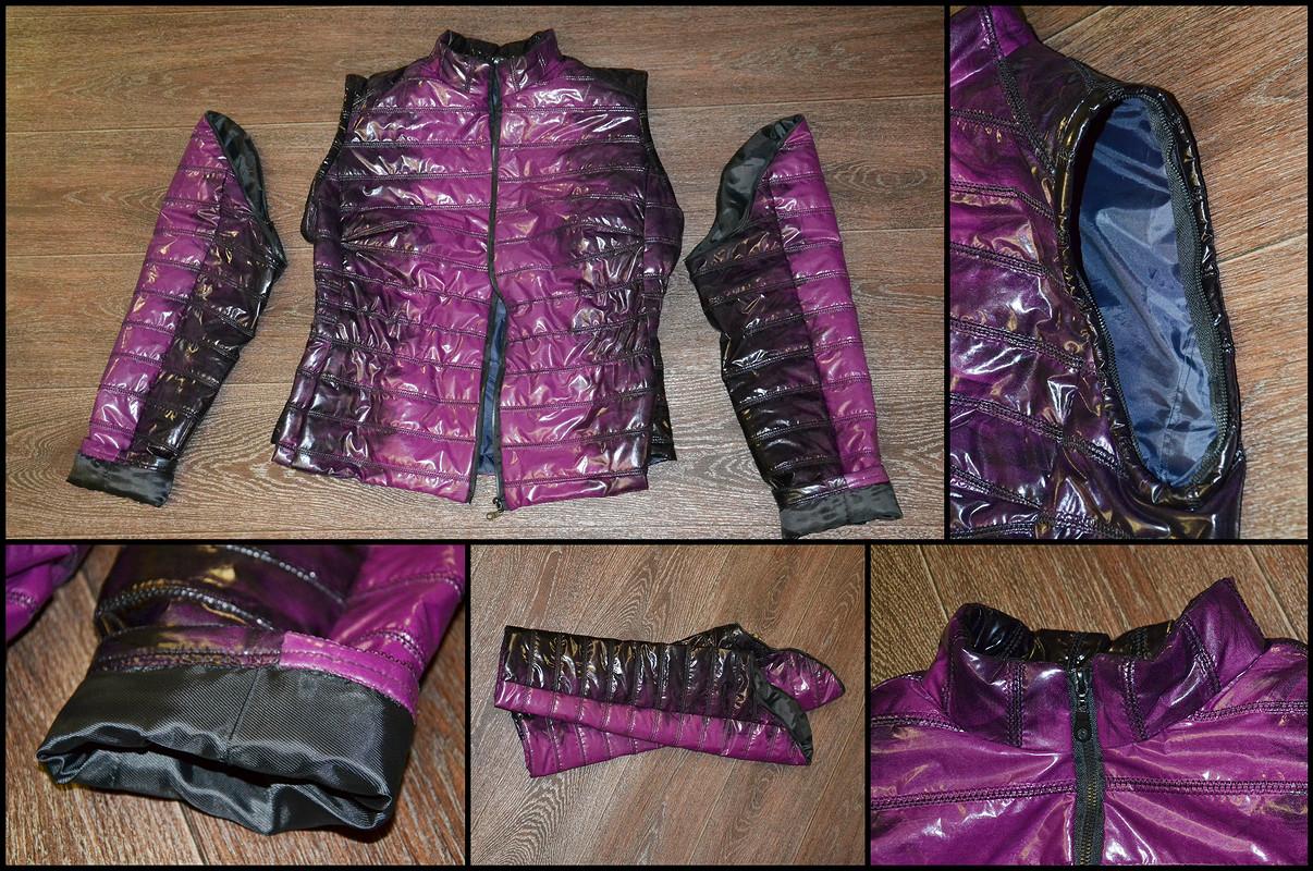 Жилет + рукава = куртка!