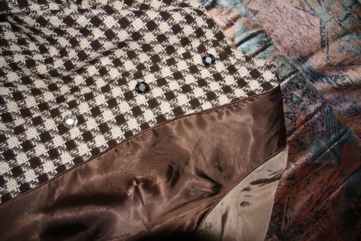 «Психоделическое» пальто