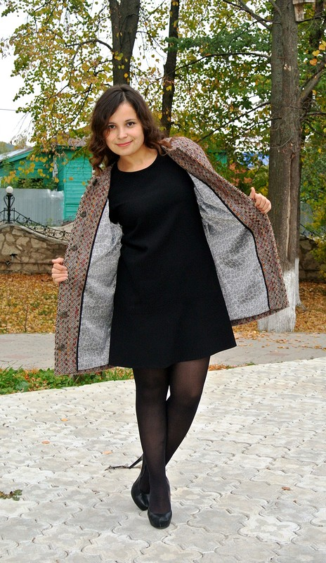 Пальто дляосени