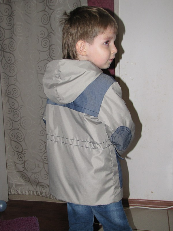 Курточка длясынули