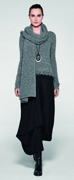 Пуловер— трогательный рефлекс