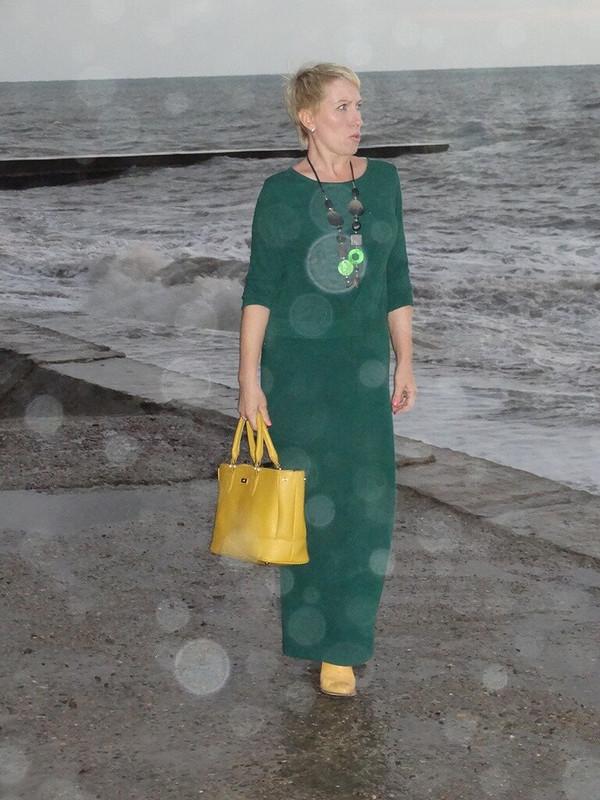 платье МАЛАХИТ