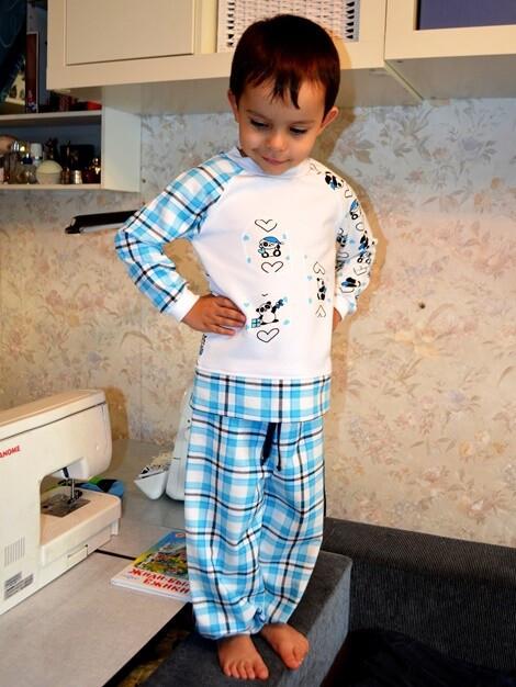 Пижамок много небывает :)
